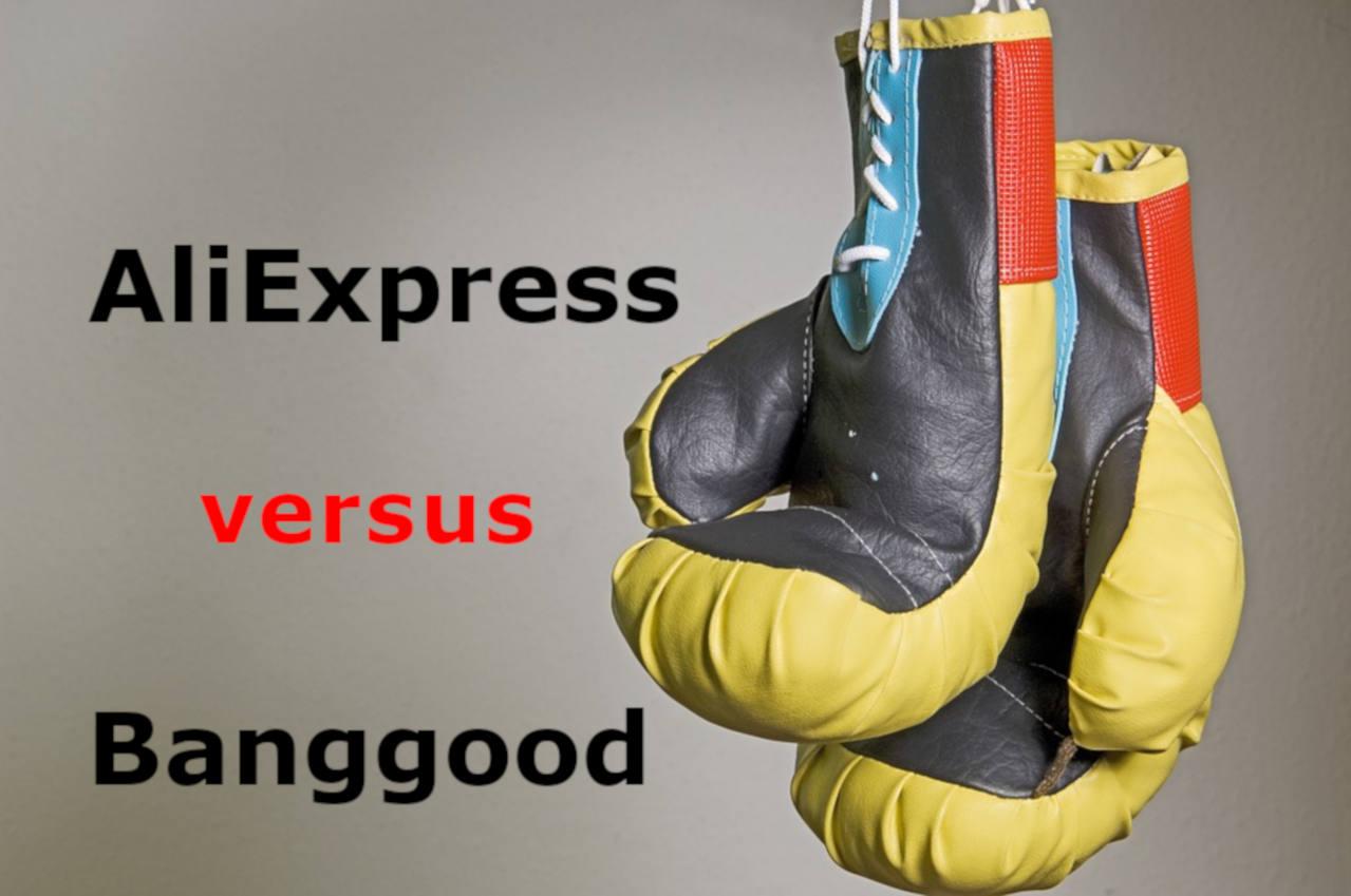 Banggood vs. Aliexpress |  7 Hauptunterschiede