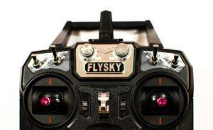 FlySky FS-i6X vs. FrSky Q X7 | 8 Hauptunterschiede