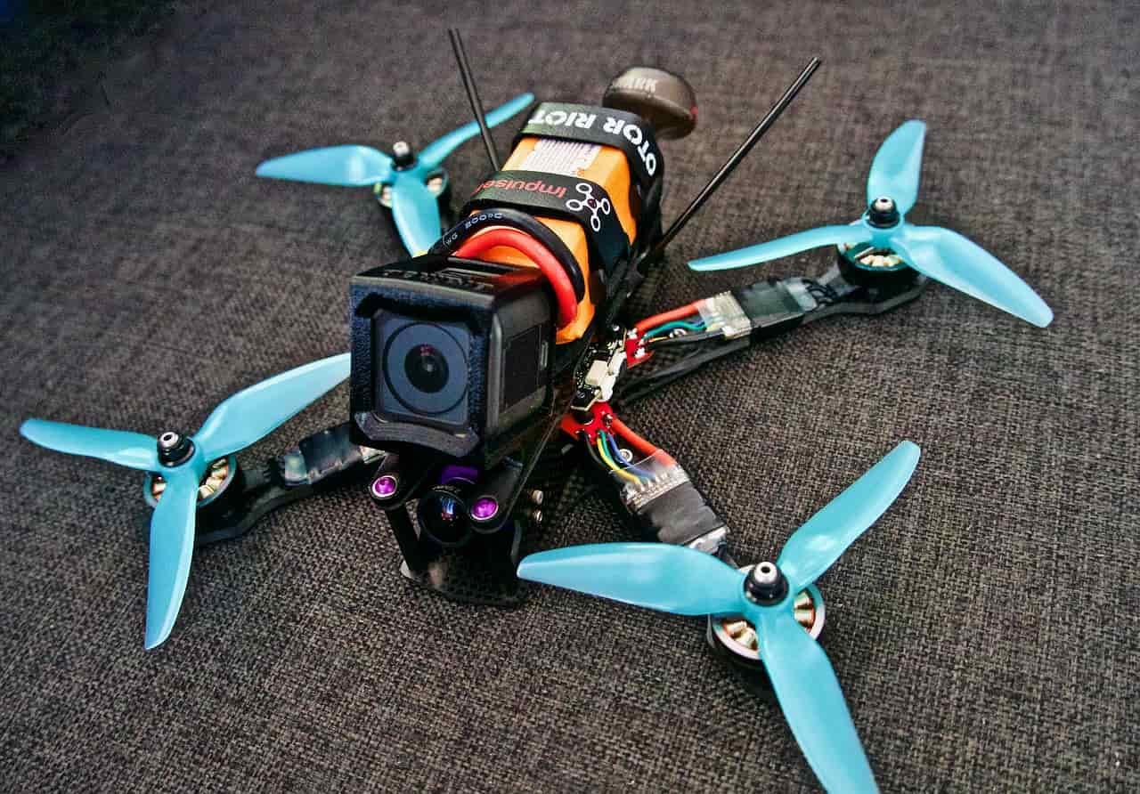 Welche Propeller für Quadrocopter?